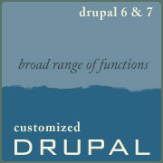 Custom Drupal Development